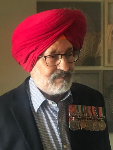 Air Cmde Harkirat Manmohan Singh (H.M. Singh)